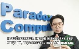 Cậu học sinh từng bị bắt nạt trở thành CEO năm 13 tuổi, 17 tuổi kiếm cả triệu USD doanh thu, được ĐH Harvard và Stanford mời làm diễn giả