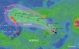 Bão Conson đang rất khó lường: Nếu bão đổ bộ vào 'vùng đỏ' thì có hủy bỏ lệnh 'ai ở đâu ở đó' không?