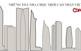 Điểm danh 10 tòa nhà chọc trời cao nhất Việt Nam