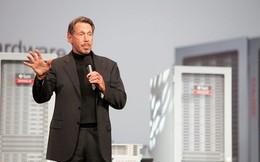 Cuộc sống xa hoa của CEO Oracle
