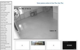 Gần 1.000 webcam tại Việt Nam có thể bị theo dõi