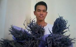 'Chàng trai lavender' khởi nghiệp từ 10 triệu đồng