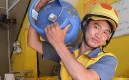 Hôm nay giá gas giảm 13.000 đồng/bình 12 kg