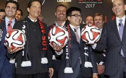Los Angeles FC gia nhập giải bóng đá nhà nghề Mỹ