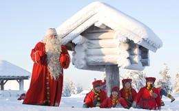 Phụ huynh có nên cho con trẻ biết sự thật về Ông già Noel?