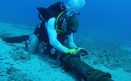 Việc sửa cáp quang biển AAG phải kéo dài đến 3/10