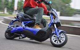 Đề xuất không thu lệ phí trước bạ xe máy điện từ nay đến 1/7/2015