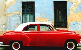 """Vì sao người Mỹ sắp """"phát sốt"""" vì xe hơi Cuba?"""