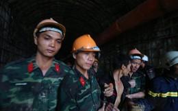 12 công nhân đã được đưa ra khỏi hầm