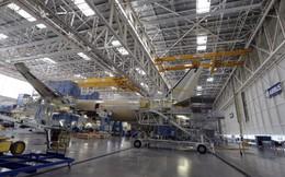 [Inside Factory] Bên trong nhà máy sản xuất máy bay Airbus A350