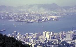 Ảnh hiếm về Hong Kong những năm 1910, 1972 và 2014