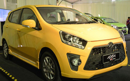 Ôtô Malaysia giá 160 triệu đồng, dân Việt 'phát thèm'