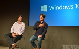 Microsoft gây bất ngờ khi giới thiệu Windows 10