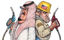 Đại chiến dầu mỏ: Những ông hoàng Trung Đông vs Tư bản Đá phiến Hoa Kỳ