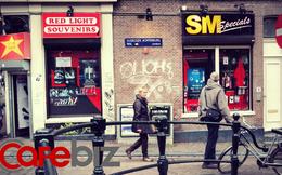 Góc tối phía sau phố đèn đỏ nổi tiếng nhất châu Âu