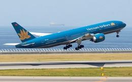 Giá cổ phần khởi điểm của Vietnam Airlines là 22.300 đồng