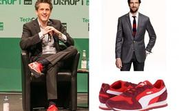 Thời trang từ vest đến áo phông, quần jean của các sếp công nghệ