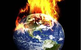 Trái Đất đang bị khai thác quá mức