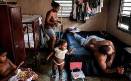 Những bức ảnh hiếm về Cuba ngày nay