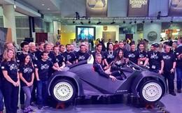 Trình làng chiếc xe 3D đầu tiên trên Thế giới