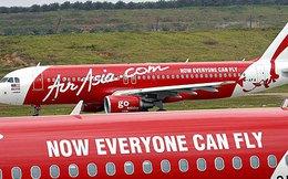 Cổ phiếu AirAsia 'lao dốc' 13%