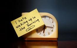 Muốn làm 'siêu nhân' buổi sáng: Thử chiến lược 5 bước sau