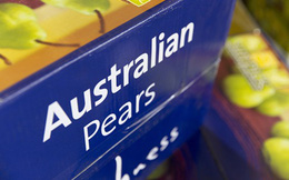 Việt Nam dừng nhập khẩu trái cây từ Úc