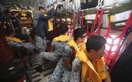 Máy bay QZ8501 rơi vào 'nhà máy sấm sét'?