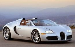 Khách hàng của Bugatti có trung bình 84 chiếc xe, 3 phi cơ, 1 du thuyền
