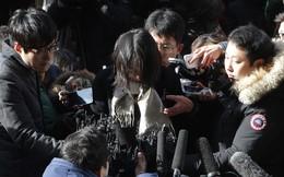 'Công chúa hư' của chủ tịch Korean Air chính thức bị bắt