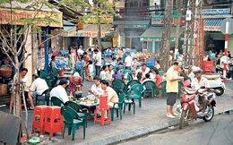 Văn hóa uống cà phê của người Sài Gòn lên báo Anh