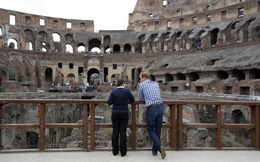 Italy muốn phục dựng khán đài của đấu trường Colosseum