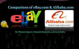 Alibaba và eBay: Cá sấu trên sông và tham vọng nuốt chửng cá mập