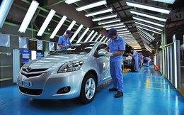 Lượng tiêu thụ ô tô tăng gấp đôi cùng kỳ sau 11 tháng