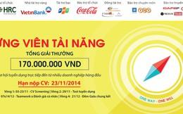 Chính thức khởi động cuộc thi Ứng viên Tài năng 2014