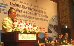 Câu chuyện logistics: 'Tôi rất cám ơn Bộ trưởng Đinh La Thăng'