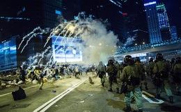Thị trường tài chính Hong Kong chao đảo vì biểu tình