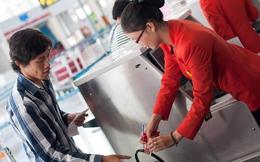 Các hãng hàng không sẽ đóng quầy thủ tục trước 40 phút từ ngày 1/12