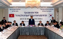 Hàn Quốc đã 'rót' 37 tỷ USD đầu tư vào Việt Nam