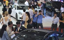 Tứ trụ mới trên thị trường ôtô Việt Nam