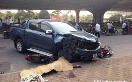 Năm 2014: Gần 9.000 người tử vong vì tai nạn giao thông