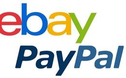 Paypal chính thức được tách khỏi eBay kể từ năm sau
