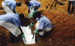 Tốc độ lây lan của dịch Ebola ở Tây Phi tăng gần gấp đôi