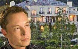 Dinh thự 17 triệu USD của ông trùm xe hơi Tesla