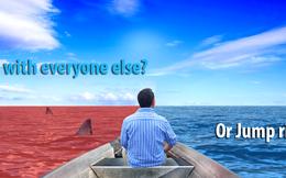 Chiến lược Đại dương xanh và chiếc bình thị trường