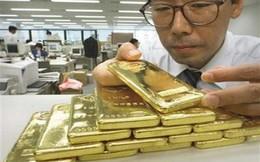 Giá vàng giao dịch xung quanh vùng đáy 4,5 năm