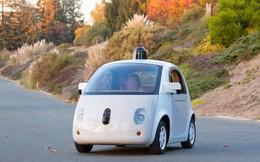 """Google """"hé lộ"""" bản hoàn chỉnh của mẫu xe hơi tự lái"""