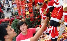 Hàng Việt đua sòng phẳng trong thị trường Giáng sinh