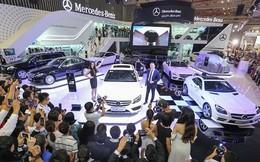 Mercedes-Benz tiếp tục thắng lớn tại thị trường Việt Nam