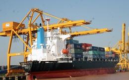 Hàng hóa qua Cảng Hải Phòng tăng 15,83%